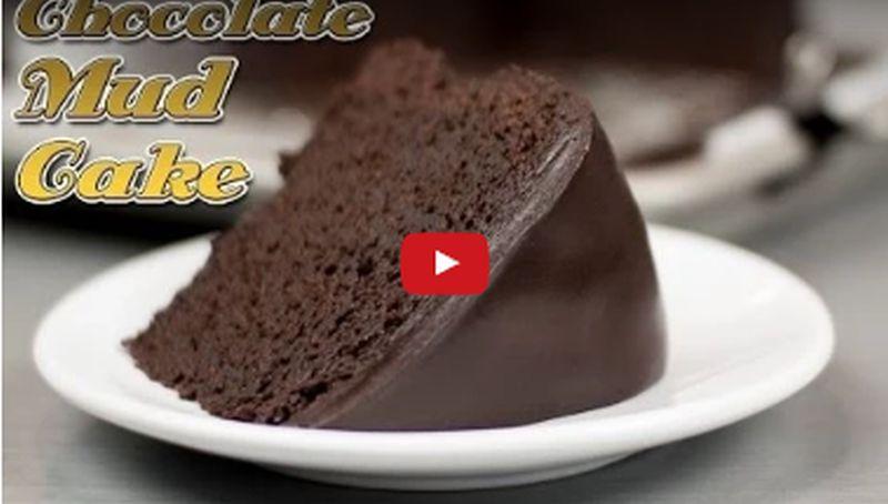 Easy Chocolate Mud Cake Recipe Super Fudge