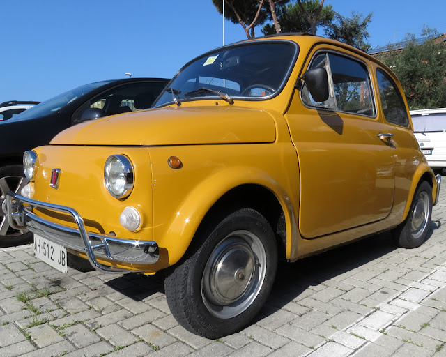Fiat 500, Via Manasse