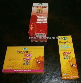 Productos de Propolis para los niños de Trepat Diet