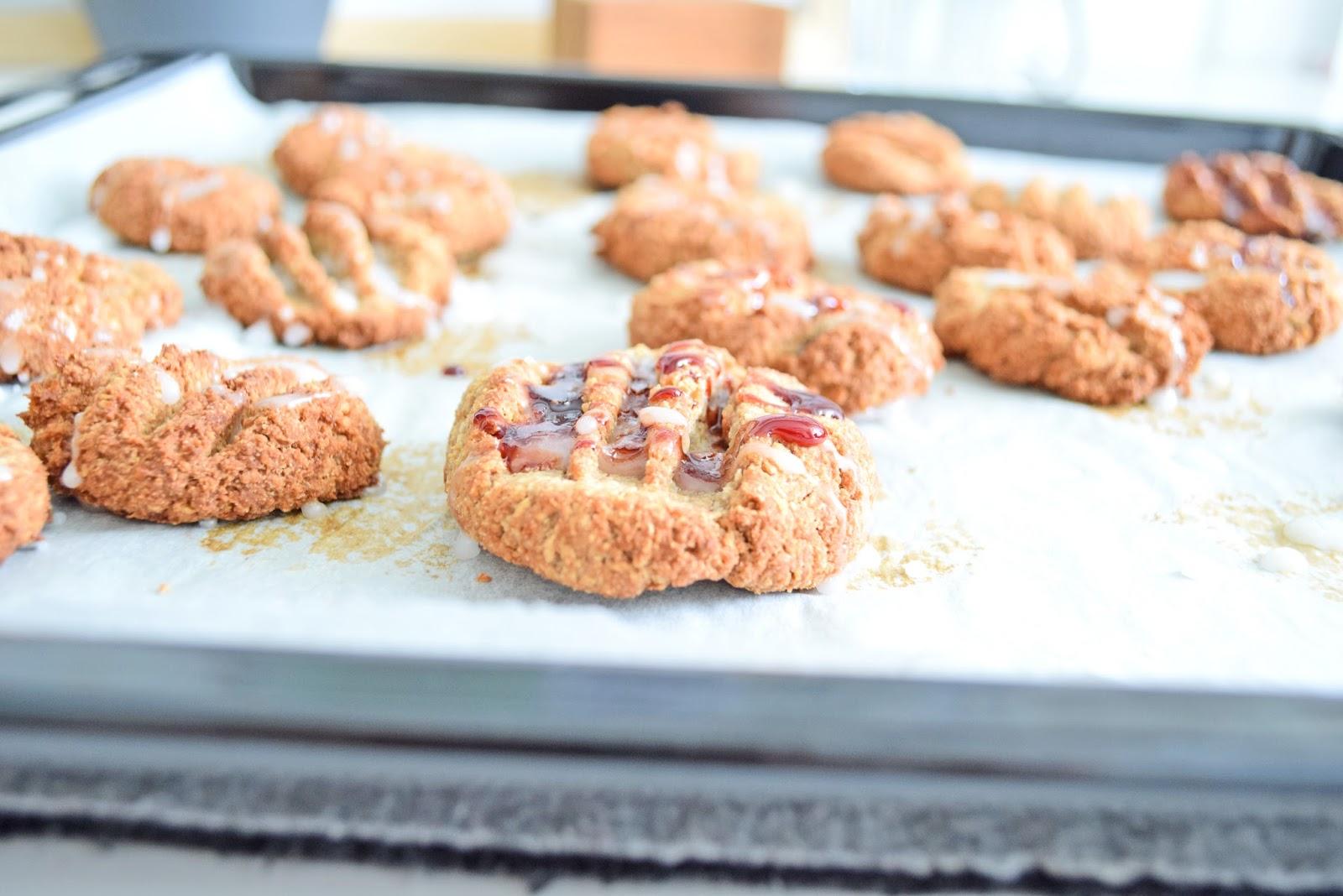 Wegańskie ciasteczka, przepis