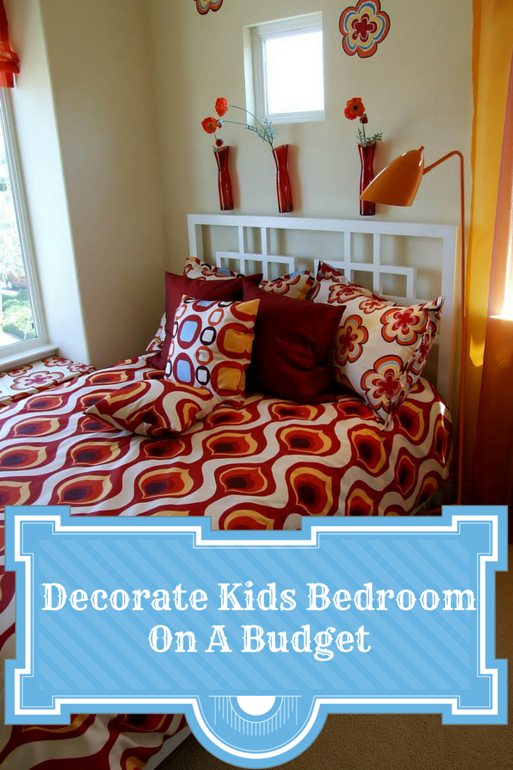 Ways To Decorate A Kid S Bedroom On A Budget AnnMarie John