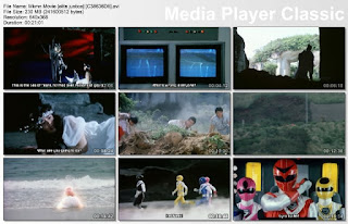 SUPER SENTAI/POWER RANGERS~JetMan,FlashMan,Maskman & Family