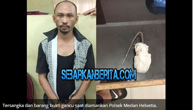 Ngeri Pria Ini Bantai Teman Satu Sel Di Lapas Tanjung Gusta Medan Hingga Tewas , Ini Sebabnya…
