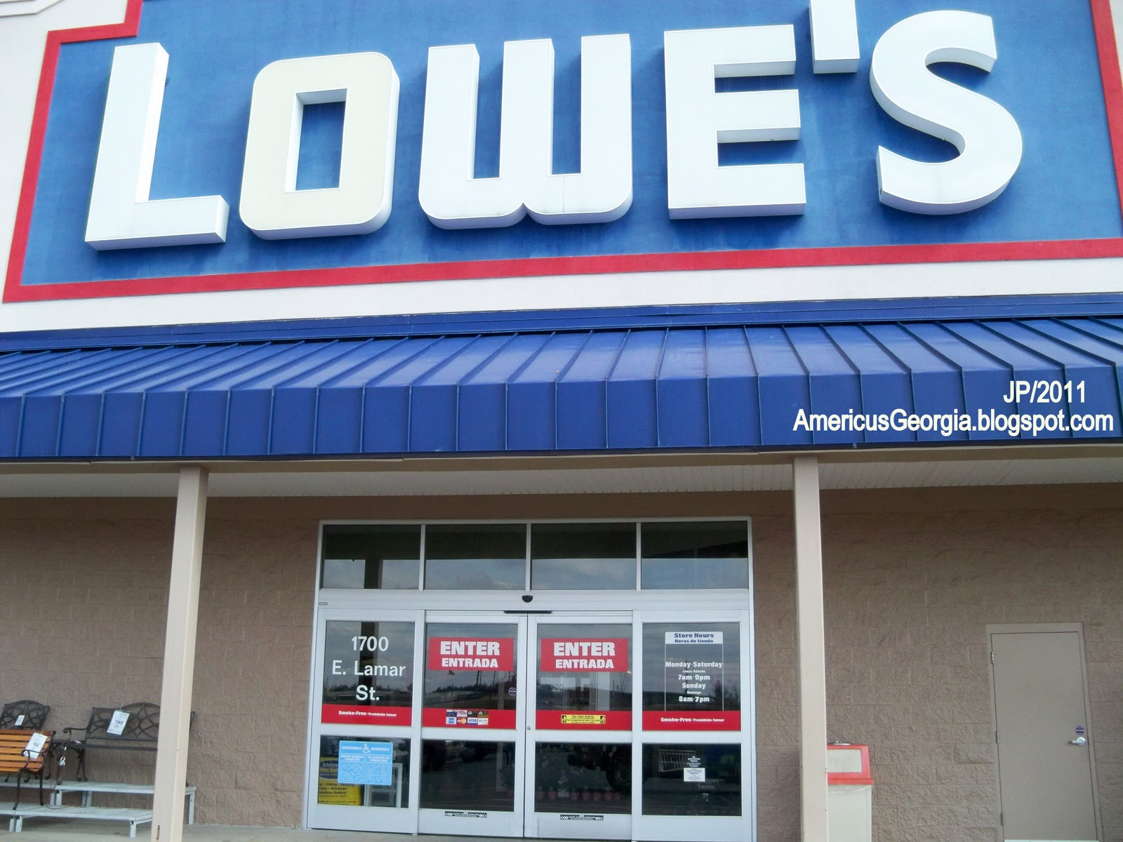 Lowes Store: Lowes Store Hours