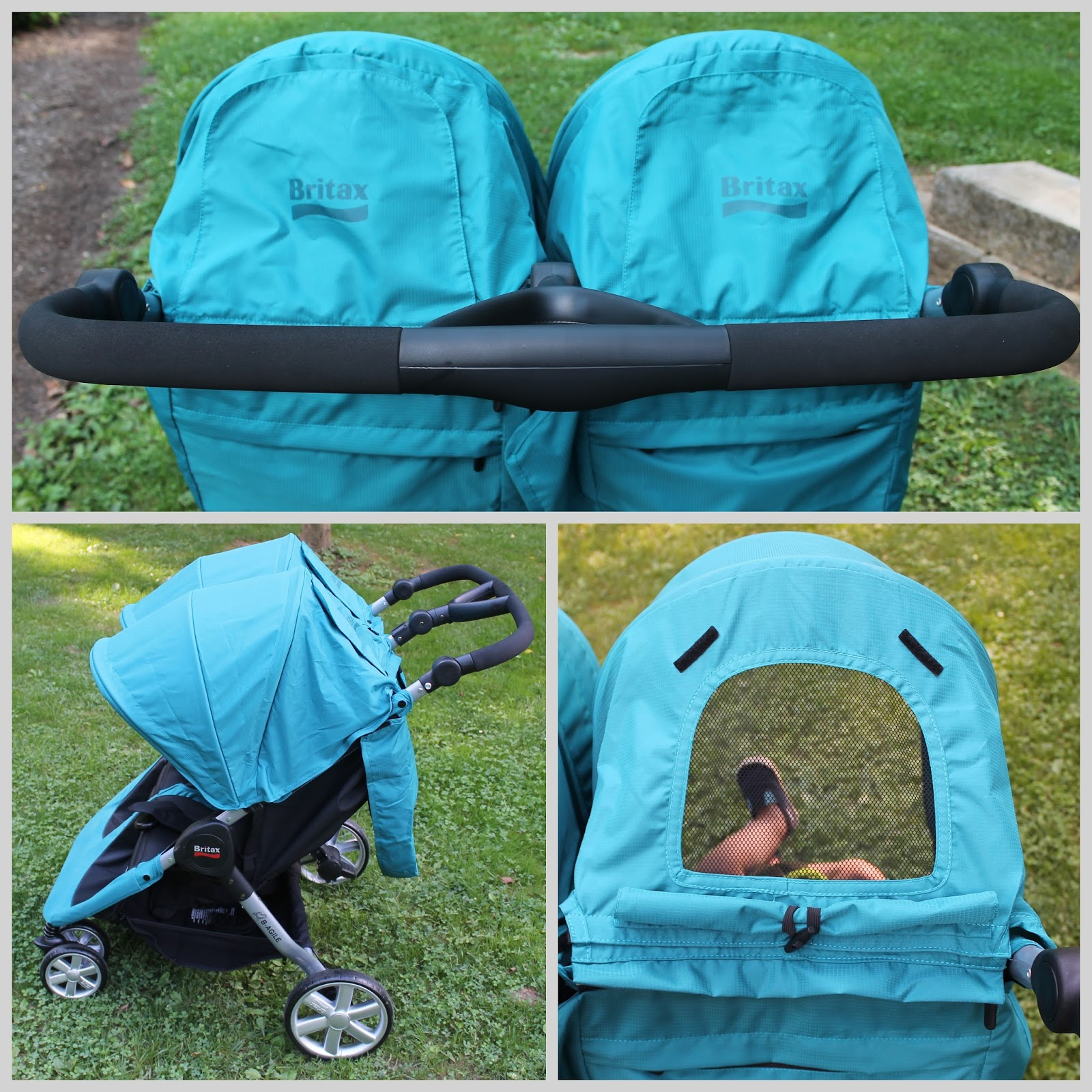 sc 1 st  Thrifty Nifty Mommy & Britax B-Agile Double Stroller Review - Thrifty Nifty Mommy