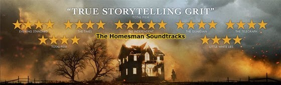 the homesman soundtracks-yolcu muzikleri