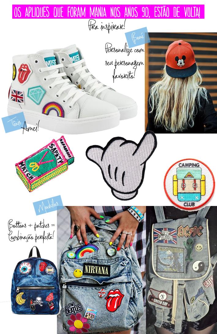 moda, estilo, blog famoso, blog de acessórios, Blog da Jana, Joinville, Patches