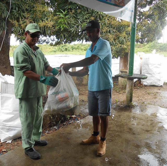 Campanha Campo Limpo recolhe embalagens de agrotóxicos nos perímetros irrigados da Codevasf em Alagoas