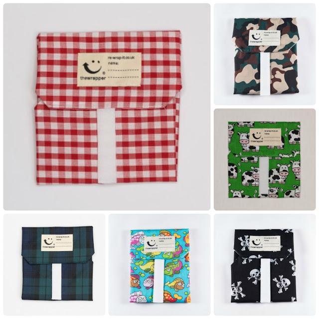 the wrapper designs eco reusable sandwich wrapper