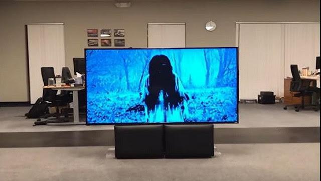 Lewat Teknologi AR, Hantu Sadako Bisa Keluar dari TV