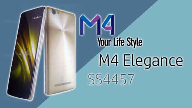 rom stock M4Tel Ever SS4457-R