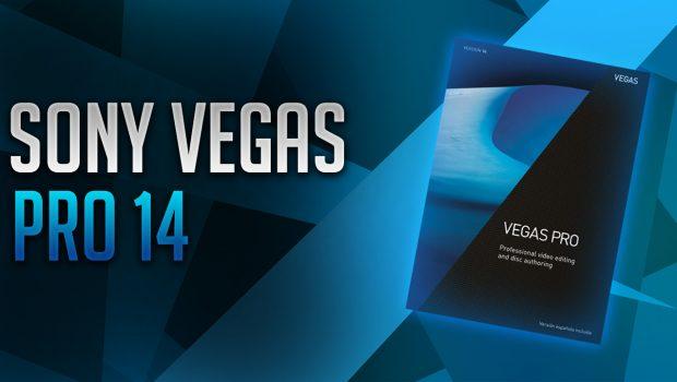 Baixar Sony Vegas Pro 14 2016 + Crack