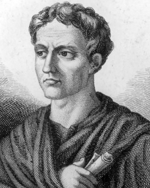 Petronius -  Roman Author