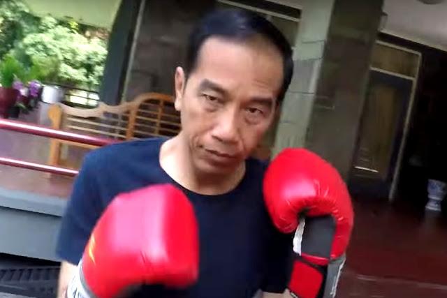 KAMPPI Terima 'Tantangan' Berkelahi Jokowi
