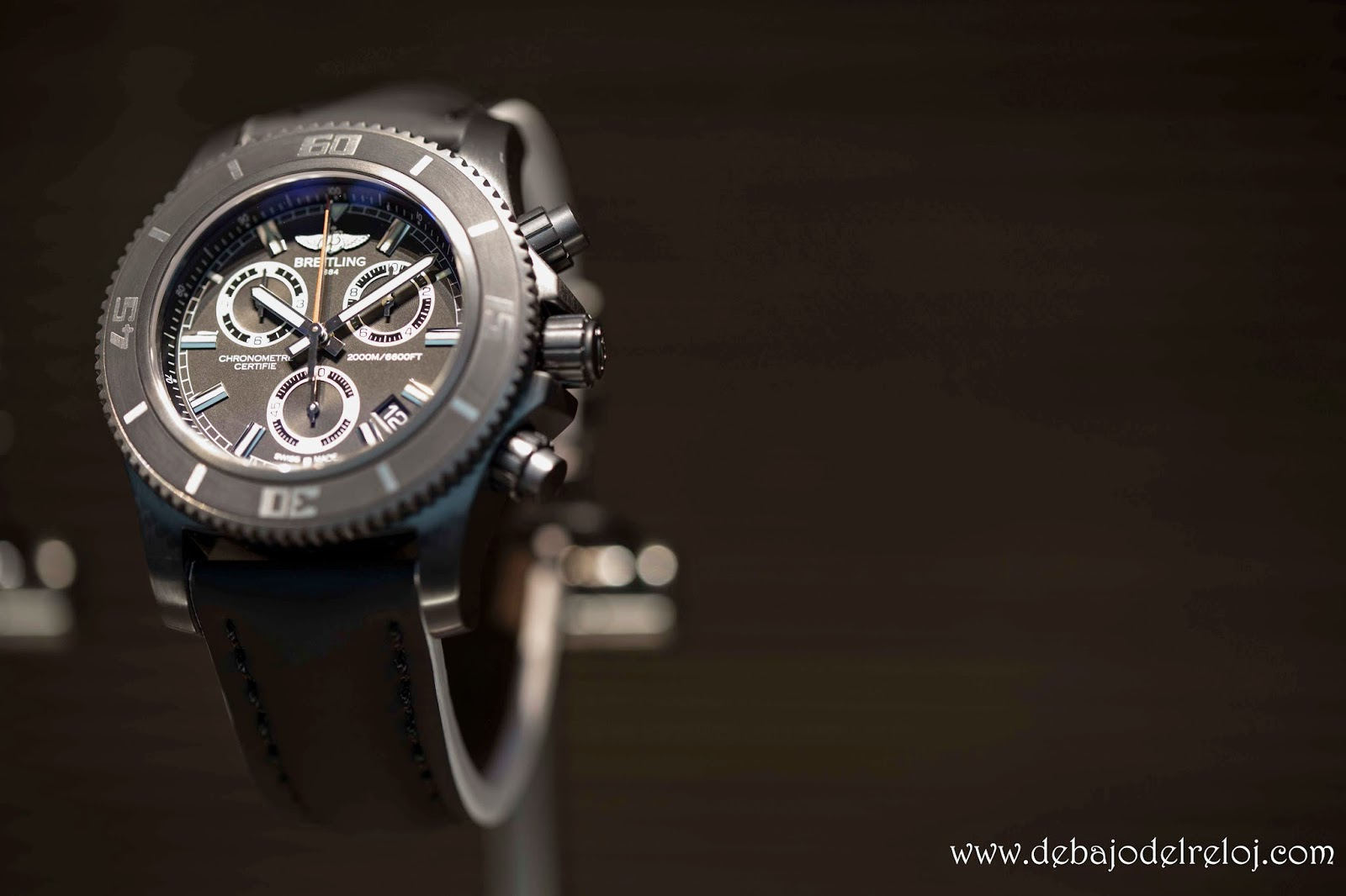 Breitling en basel 20158