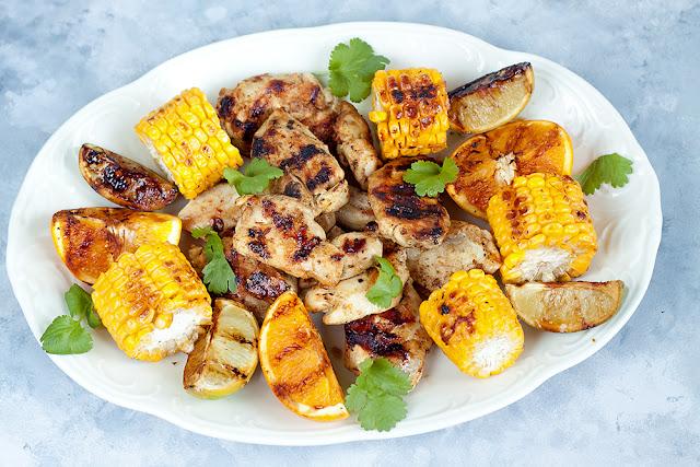 kurczak grillowany