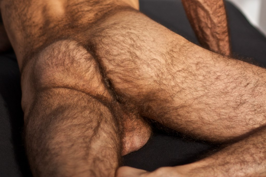 Men With Hairy Butts 120