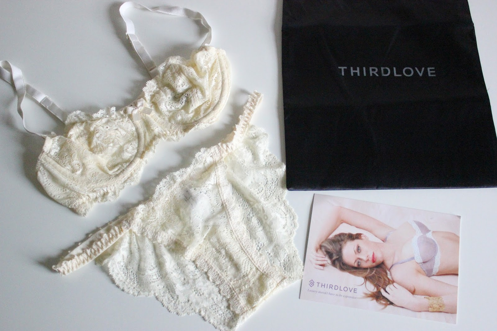ThirdLove Lace Lingerie Review