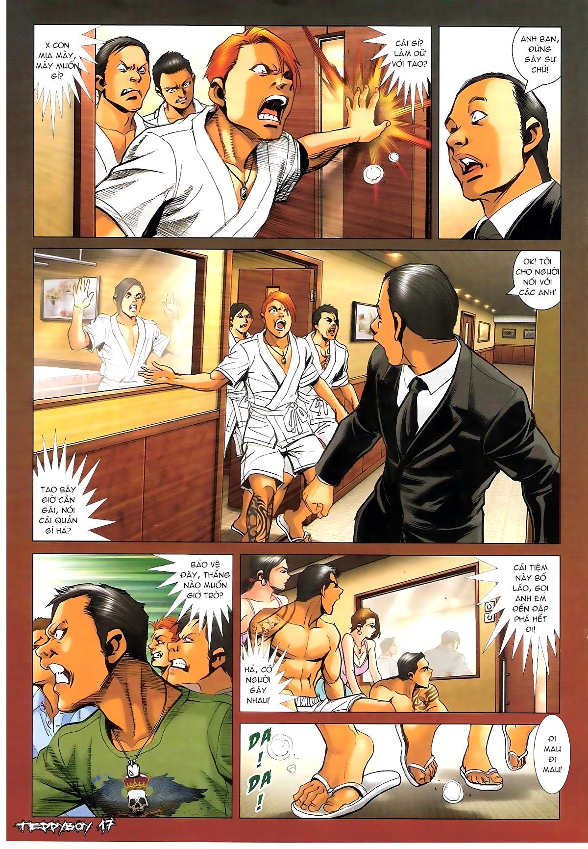 Người Trong Giang Hồ - Chapter 1333: Cao Nhân Tái Hiện - Pic 16