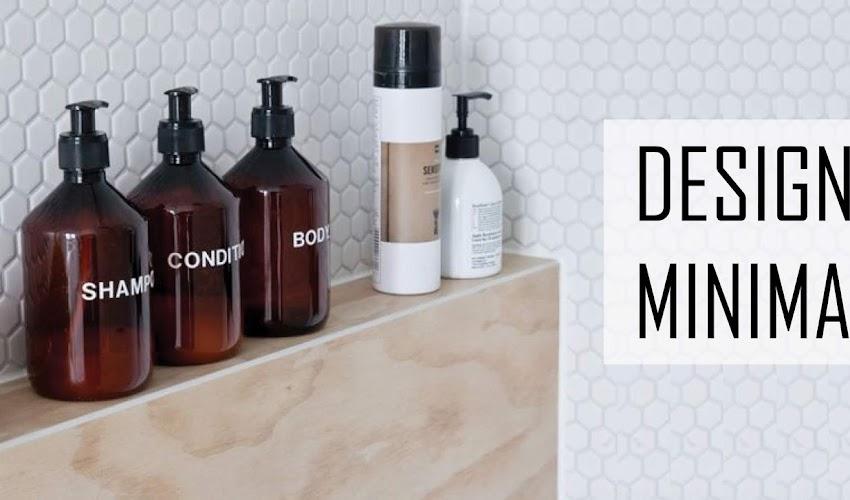Design Minimalista nos cosméticos