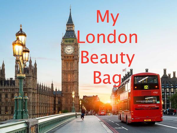 MY LONDON BEAUTY BAG