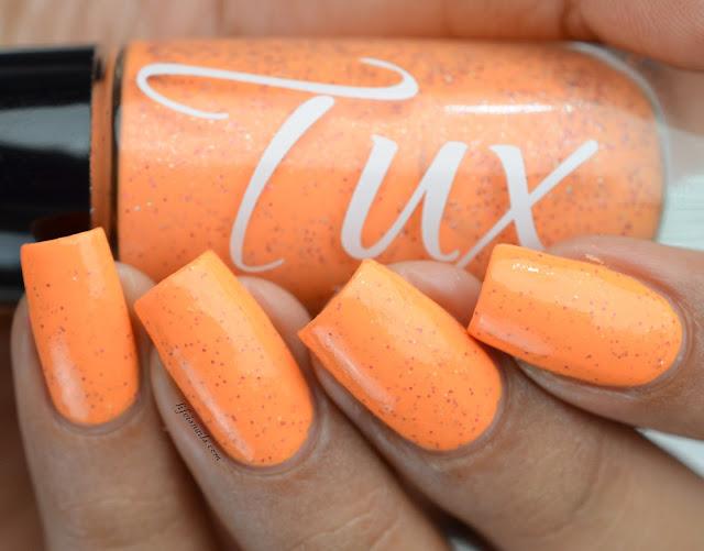 Tux Peach Mimosa