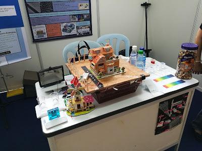 Kolokium STEM Zon Utara 2017 di USM Pulau Pinang