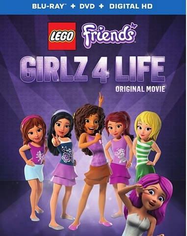 Lego Friends: Amigas Por Siempre (2016) HD 1080p Latino