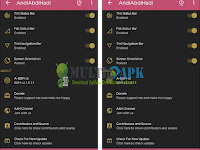 Update A-BBM Mod V5 Include Delta BBM v3.1.0.13 Apk Android