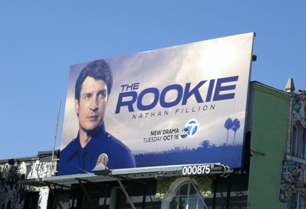 Rookie season 1 billboard