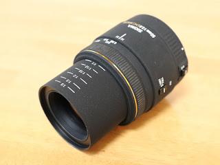 SIGMA MACRO 50mm F2.8 EX DG⑥