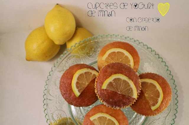lemon-yogur-cupcakes, lemon-glazed, cupcakes-de-yogur-de-limon