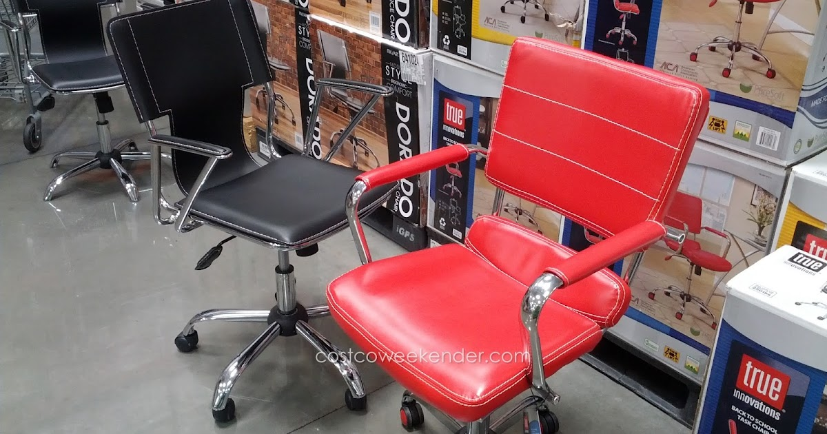 True Innovations Back To School Task Chair Costco Weekender