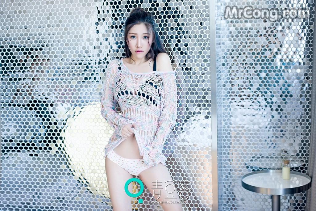 QingDouKe 2016-12-30: Model Mei Xin (美盺Yumi) (58P)