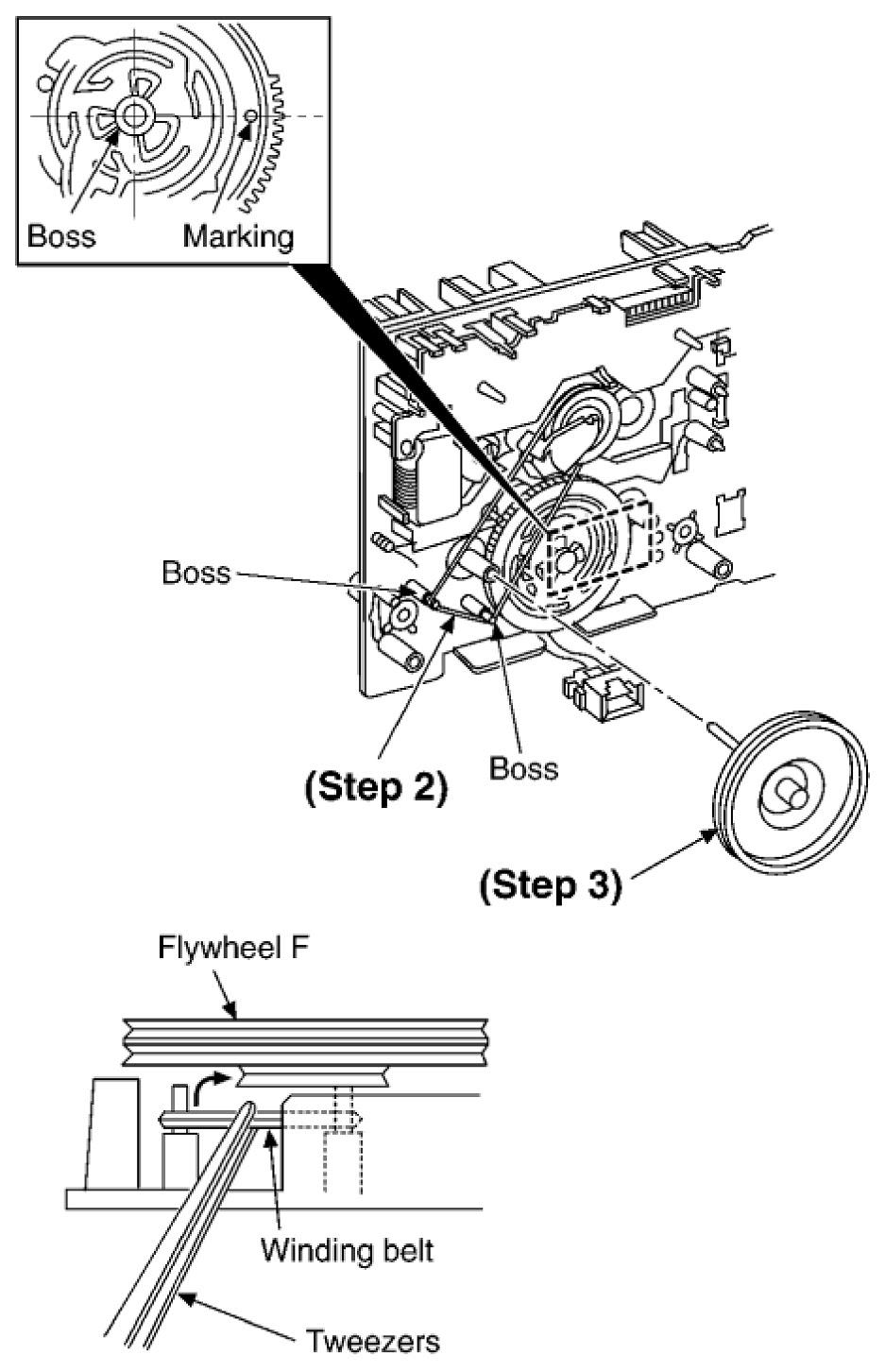 How to set up panasonic sa bt200