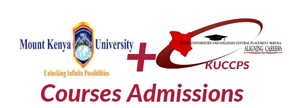 Mount Kenya university courses at KUCCPS