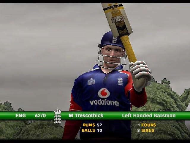 Ea sports cricket 2007 PC game crack Download
