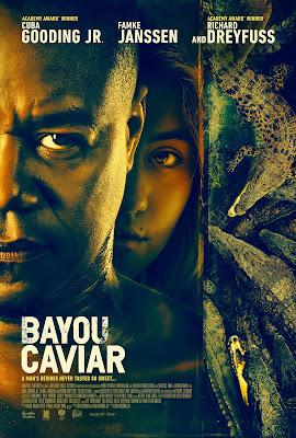 Bayou Caviar 2018 CUSTOM Sub