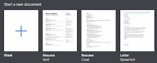google docs edit template