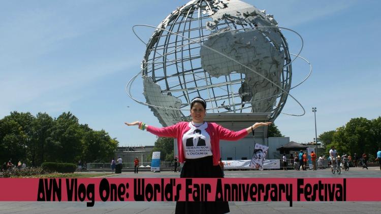A Vintage Nerd, Vintage Blog, World's Fair Anniversary Festival, Retro Fashion Blog, Retro Lifestyle Blog, Pretty in Pink Fashion