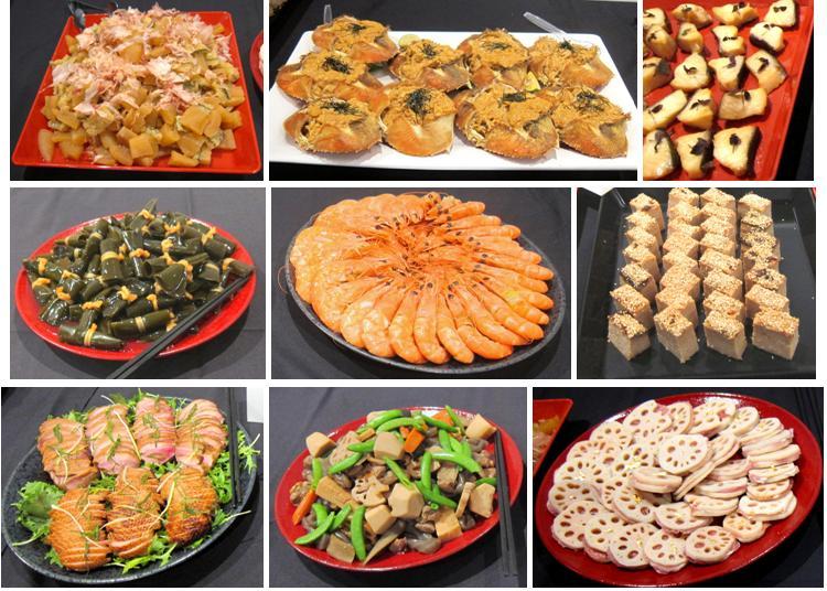 gastronomichael: Osechi Ryori - A Japanese New Year