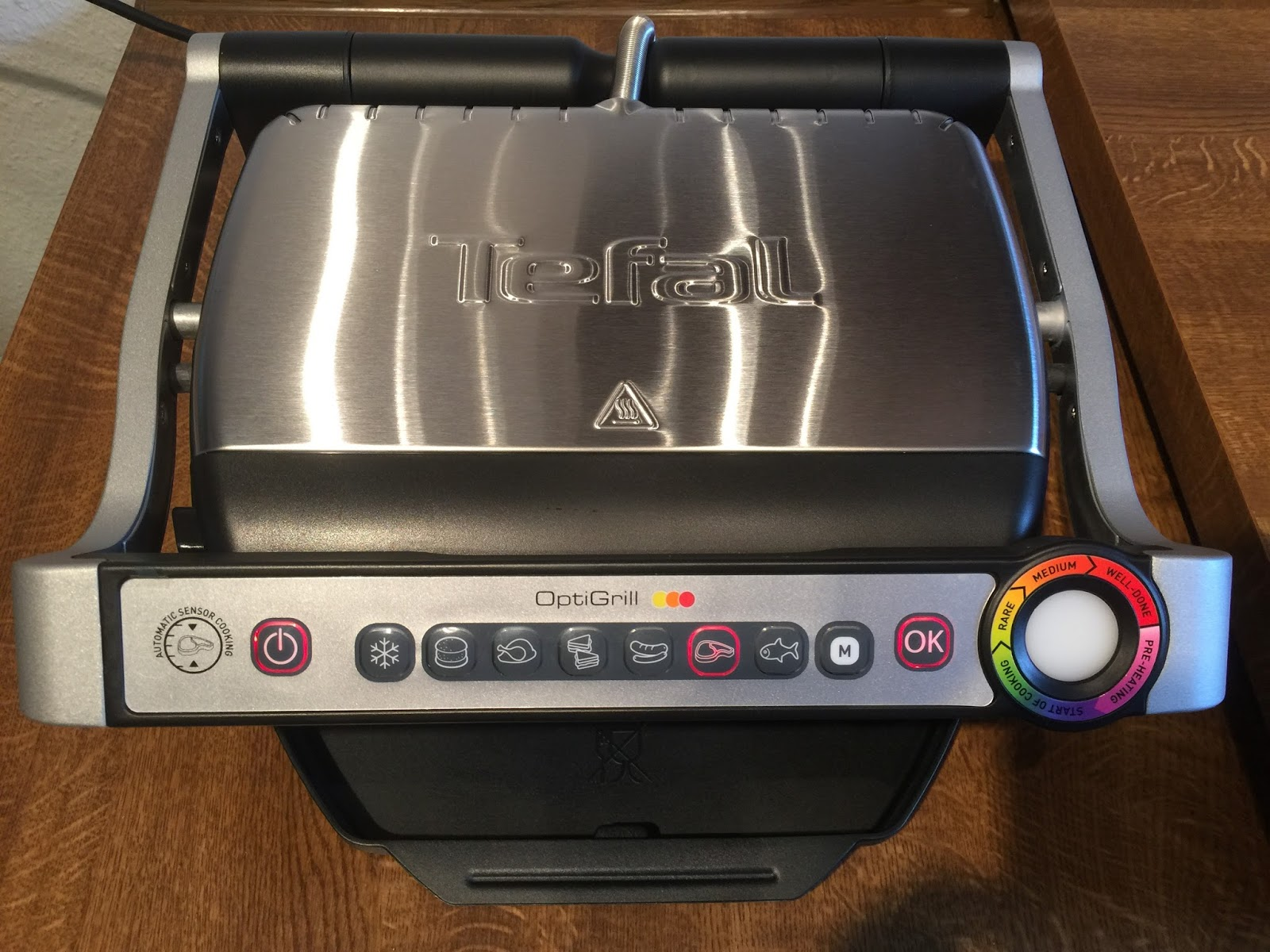 Tefal Optigrill Martina Ziehl Mit Pampered Chef