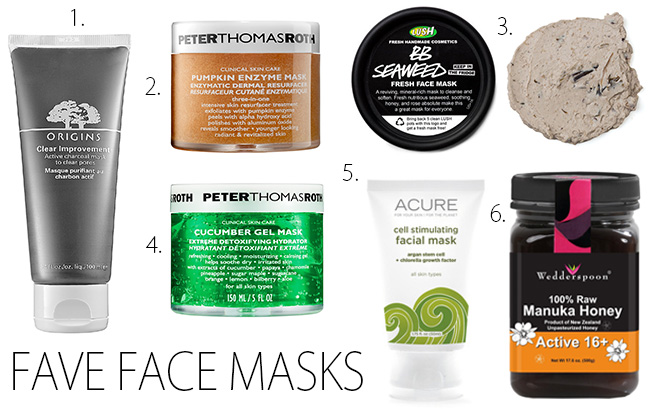 The best face masks for all your concerns. The Bella Insider