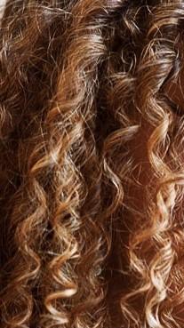 Olio di palma per capelli tinti
