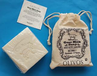 olivos keçi sürü sabunu, keçi sütü sabunu, goat milk soap, olivos sabun, handmade soap