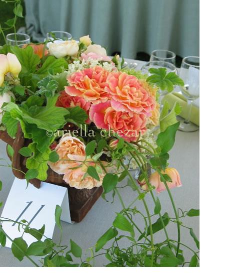 Jamaica Byles Floral Designer Ariella Chezar