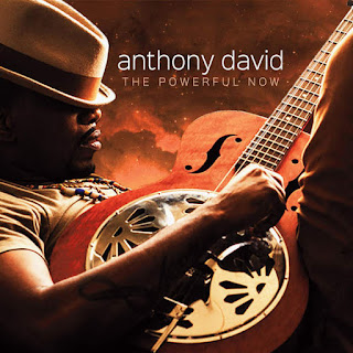 David Anthony - The Powerful Now (2016) - Album Download, Itunes Cover, Official Cover, Album CD Cover Art, Tracklist