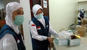 Pelayanan Kesehatan Jamaah Haji