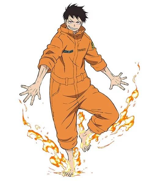 Gakuto Kajiwara será la voz del protagonista Kusakabe Shinra.