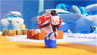 [Switch] Mario + Lapins Crétins Kingdom Battle : trailer de lancement, astuces de combat et trailer de lancement des ubicollectibles !